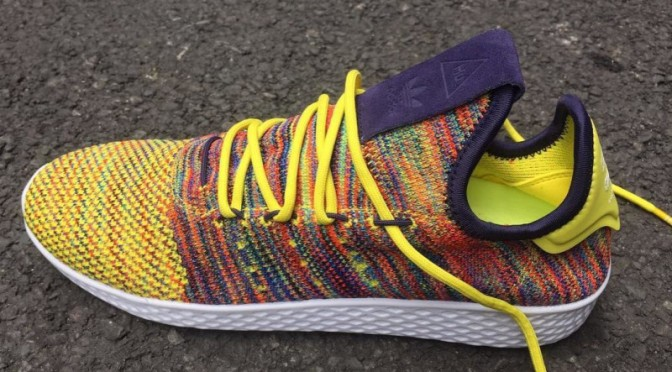 Pharrell's Best Work with Adidas Is Ahead of Him