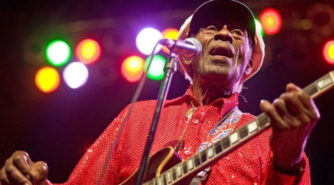 Chuck Berry, the First Rock n' Roller, Dies at 90