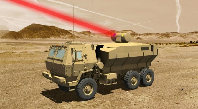 Lockheed Martin Has a Laser For the Army
