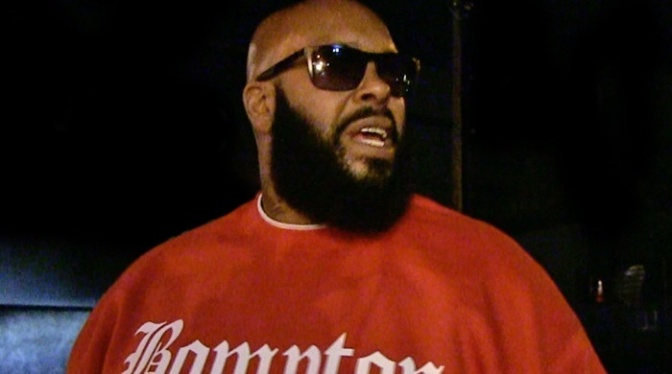 "Suge Knight Reveals ""Alleged"" Killers Of Tupac Shakur, Believes He Was Intended Target"