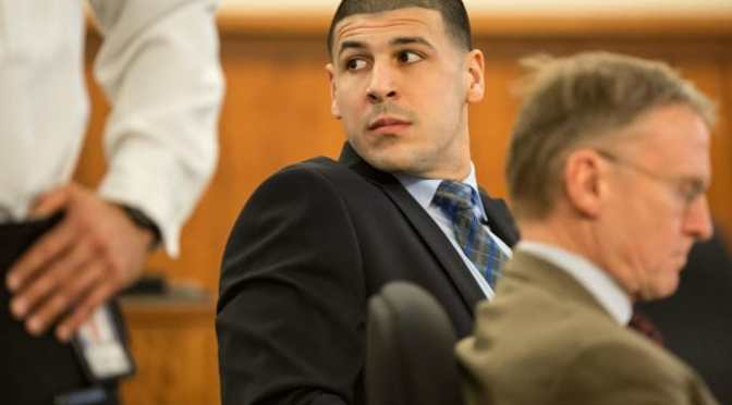 Aaron Hernandez Found Dead After Committing Suicide in Jail Cell