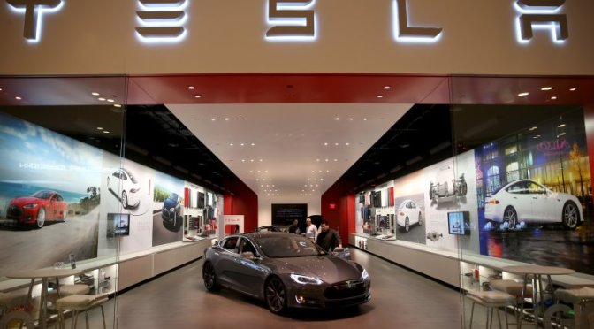 Why Tesla's now the most valuable carmaker in the US