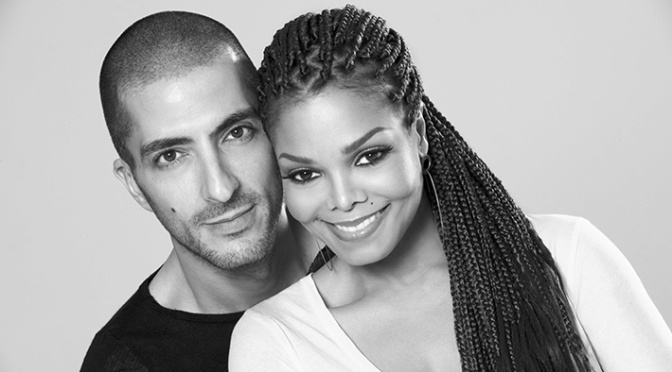 Janet Jackson Shares Adorable First Photograph Of Her Baby Son
