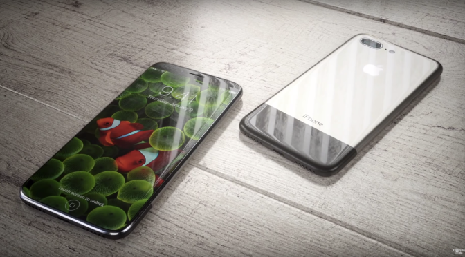 This iPhone 8 concept won't forget the iPhone's roots