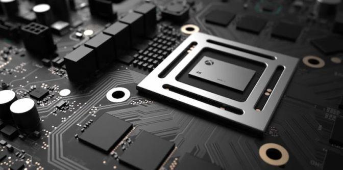 Microsoft Reveals Xbox Scorpio's Impressive Specs