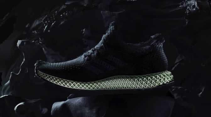 BEHOLD THE FUTURECRAFT 4D, THE VERY FIRST 3D-PRINTED SNEAKER ADIDAS WILL MASS PRODUCE