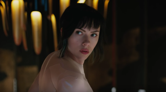 SCARLETT JOHANSSON DESTROYS ASSASSINS IN THIS INTENSE 9-MINUTE CLIP FROM 'GHOST IN THE SHELL'