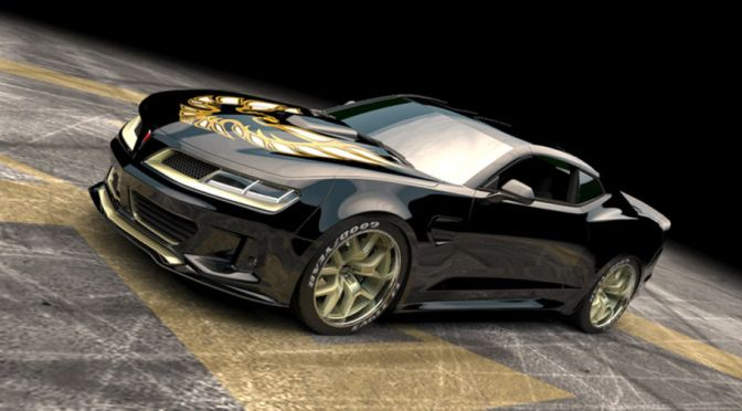 CHANNEL YOUR INNER BANDIT WITH THIS 1,000-HP TRANS AM BUILT OFF THE LATEST CAMARO