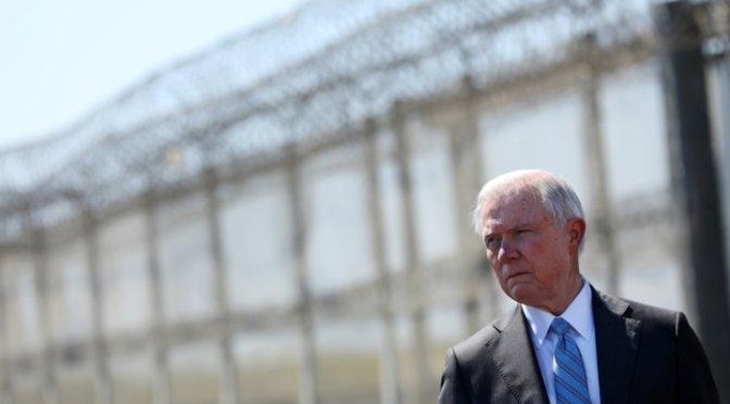 Jeff Sessions Rolls Back Obama-Era Drug Sentencing Reforms