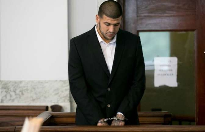 Judge Dismisses Aaron Hernandez's 2015 Murder Conviction