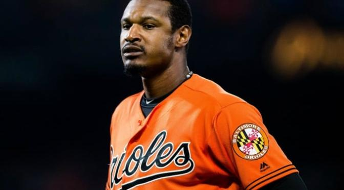 Orioles' Adam Jones Subjected to Racial Slurs During Game Against Red Sox in Boston