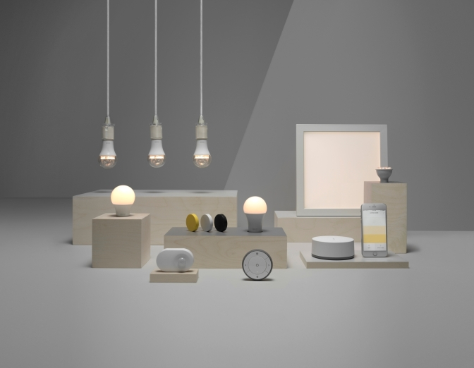 IKEA's affordable smart lights will dim with your voice
