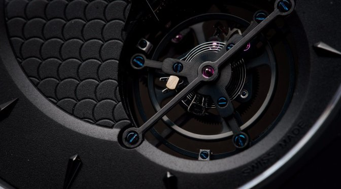 The New Graff Eclipse Tourbillon