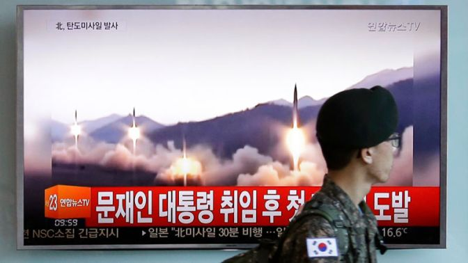 North Korea May Have Just Had Its Most Successful Missile Launch Yet