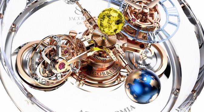 Jacob & Co Astronomia Flawless Watch