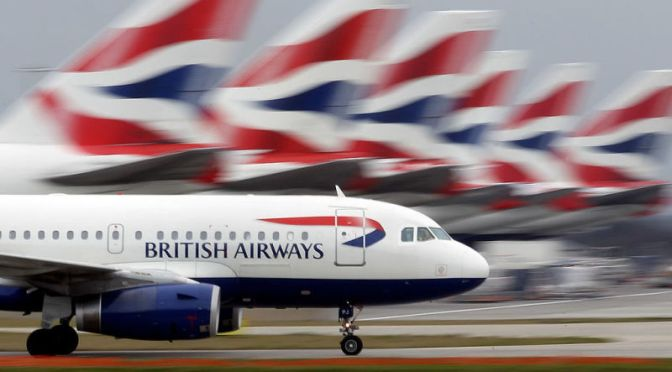 British Airways Grounds Flights Following Global IT Problems [Updated]