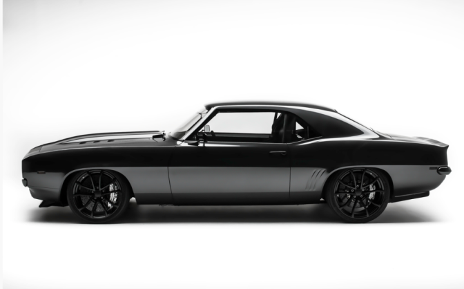 A TWIN TURBO 750-HP '69 CAMARO MIGHT BE THE MOST BADASS CUSTOM RIDE ON EARTH