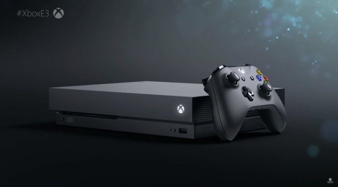 Everything You Need to Know About Microsoft's Xbox One X