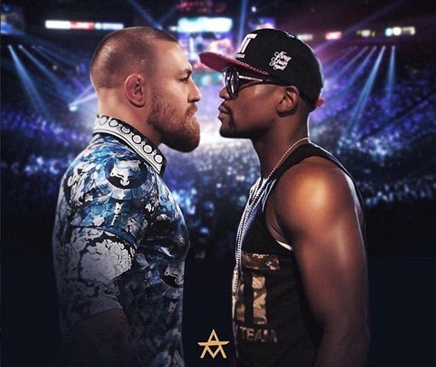 It's Official! Floyd Mayweather To Fight Conor McGregor On August 26!