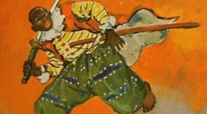 6 Little-Known Facts About Yasuke, the All-Powerful Black Samurai of Feudal Japan