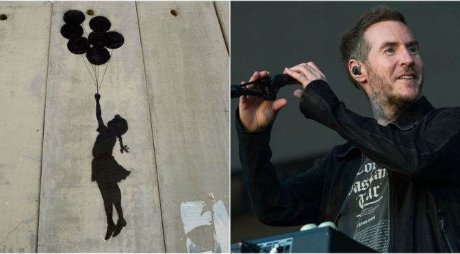 BANKSY REPORTEDLY UNMASKED AS BRITISH MUSICIAN BEHIND TV'S 'HOUSE' THEME SONG