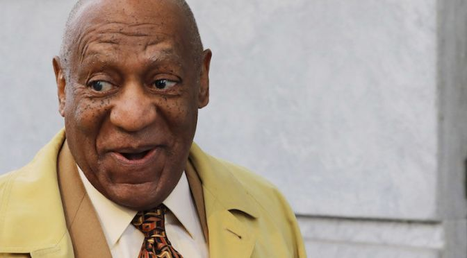 WITH A 'HOPELESSLY DEADLOCKED' JURY, THE RAPE CASE AGAINST BILL COSBY ENDS IN A MISTRIAL