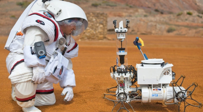 Mars astronauts at greater risk of cancer than previously thought