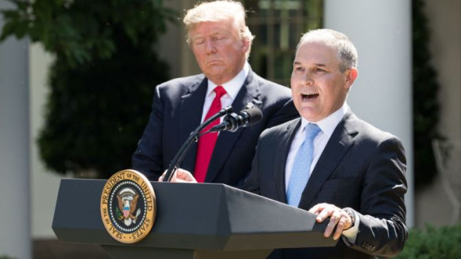 EPA Set to Eliminate Over 1,200 Employees By September