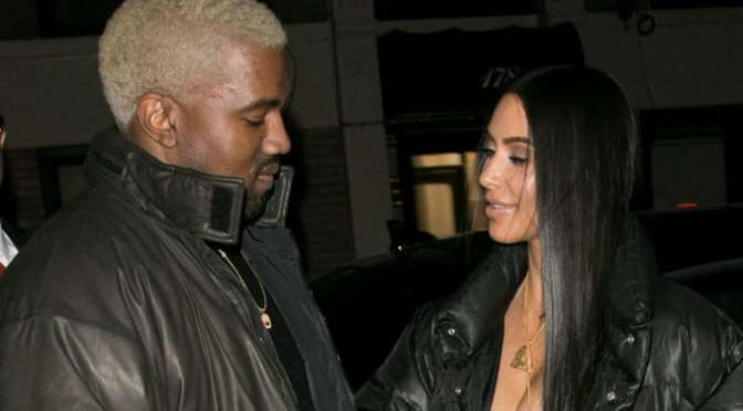 Kim Kardashian and Kanye West Reportedly Hire Surrogate to Carry Third Child