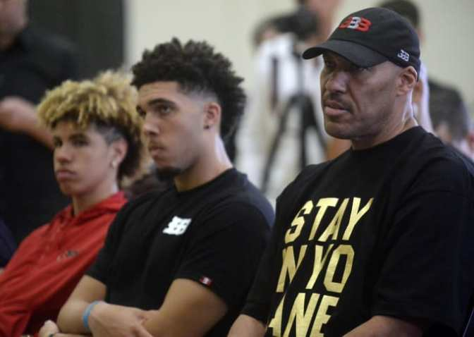 WWE is Reportedly Trying to Book LaVar Ball for Monday Night Raw