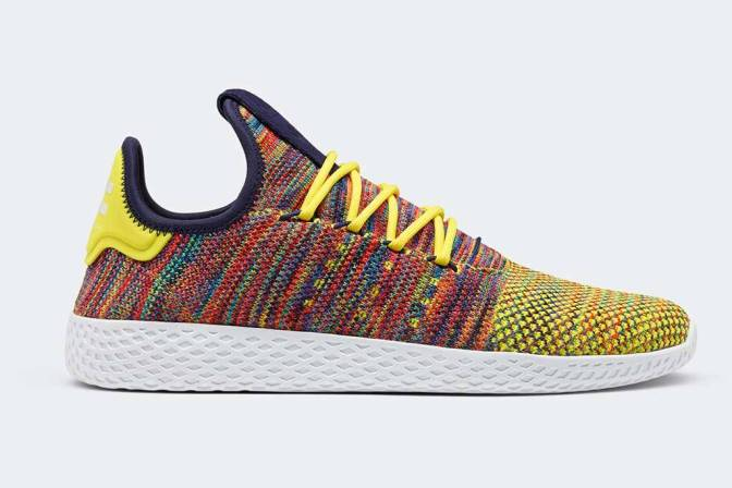Pharrell's Next Adidas Release on July 28