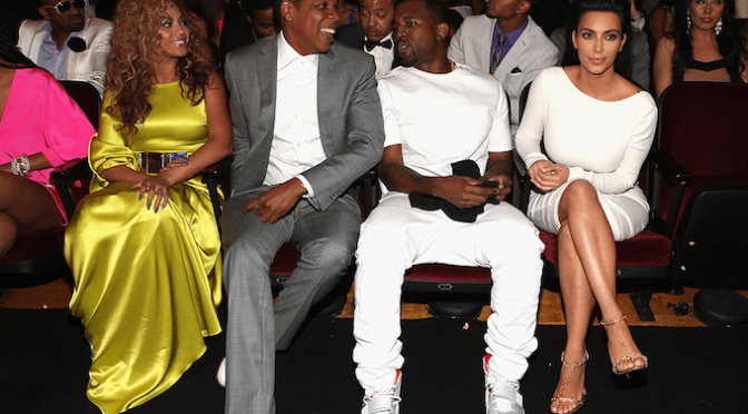 Report: Jay Z and Kanye West Fallout Is Reportedly Because of Kim Kardashian
