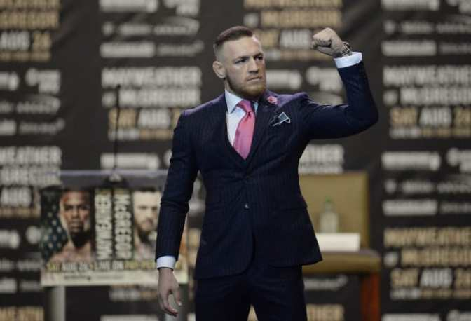 Conor McGregor Is Just Following the Money Mayweather Model