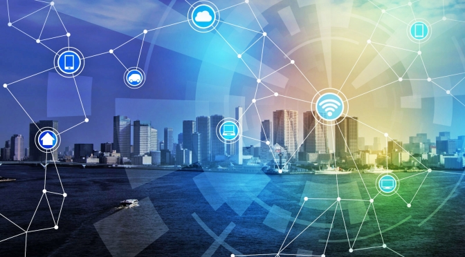 Bluetooth mesh networking could connect smart devices city-wide