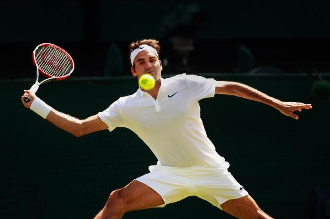 Roger Federer Beats Marin Cilic to Win Record 8th Wimbledon Men's Final