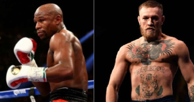 SHOWTIME JUST RELEASED THE FIRST PROMO VIDEO FOR FLOYD MAYWEATHER VS. CONOR MCGREGOR
