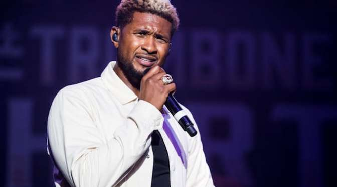 Woman Suing Usher Increases Lawsuit to $20 Million, Says She Tested Positive for Herpes