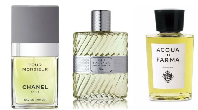 10 Great Old School Colognes That Every Man Should Own