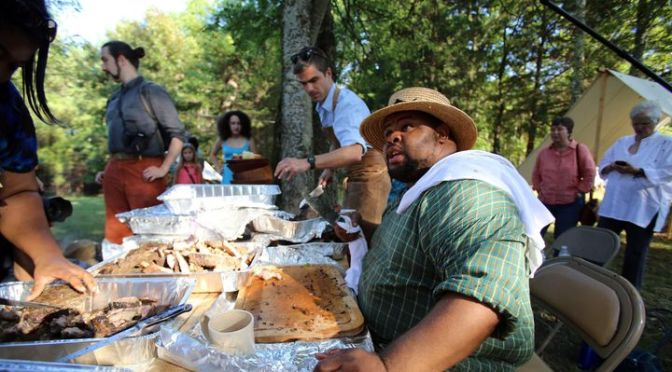 Food Historian Reckons With the Black Roots of Southern Food