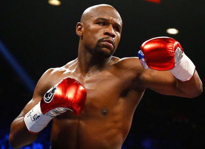 Floyd Mayweather's Sparring Partners Explain Why Conor McGregor Has A Very Slim Chance of Winning The Big Fight