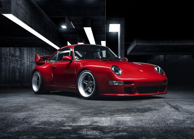 This Custom Porsche 911 Is the Ultimate Version of the One of the Best Cars Ever Made