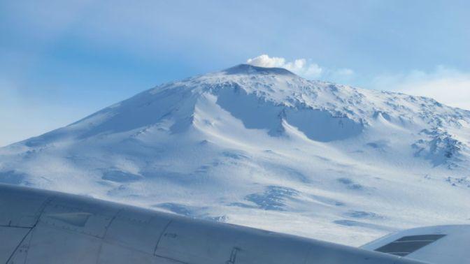 Scientists Discover Trove of Volcanoes Hidden Beneath Antarctic Ice Sheet