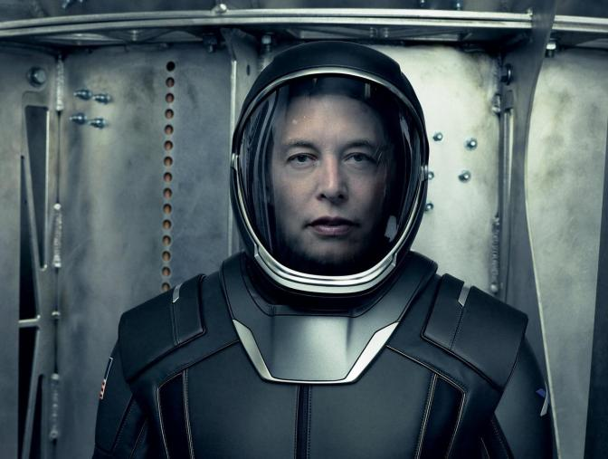 Elon Musk Unveils SpaceX's Sleek New Space Suit
