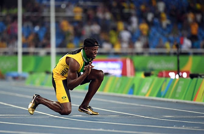 Usain Bolt's Final Race Was a Disappointing But Fitting Farewell