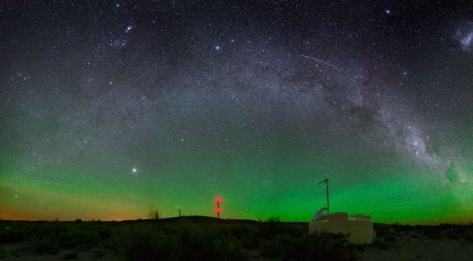 Highest-Energy Cosmic Radiation Comes From a Mysterious Source Beyond Our Galaxy