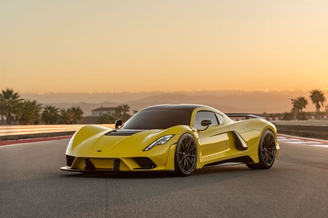 The Hennessey Venom F5 Is Here And, Yeah, They Say It Will Hit 301 MPH