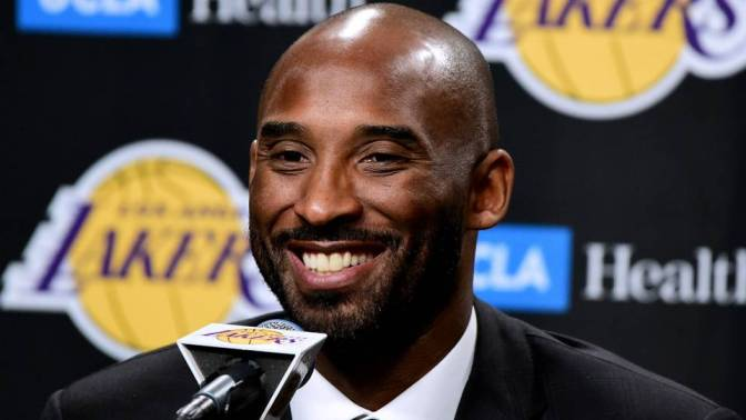 Kobe Bryant No.8 & No.24 Jersey Retirement In Los Angeles