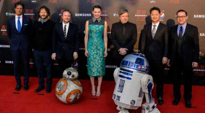 Disney's 3 'Star Wars' Movies Have Already Made More Than $4 Billion