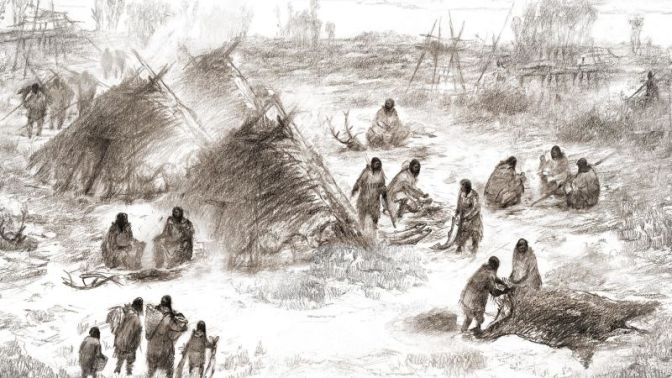 Discovery of Unknown Ancient Population Changes Our Understanding of How North America Was Settled