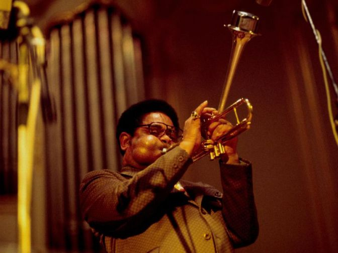 Dizzy Gillespie and His Bent Trumpet